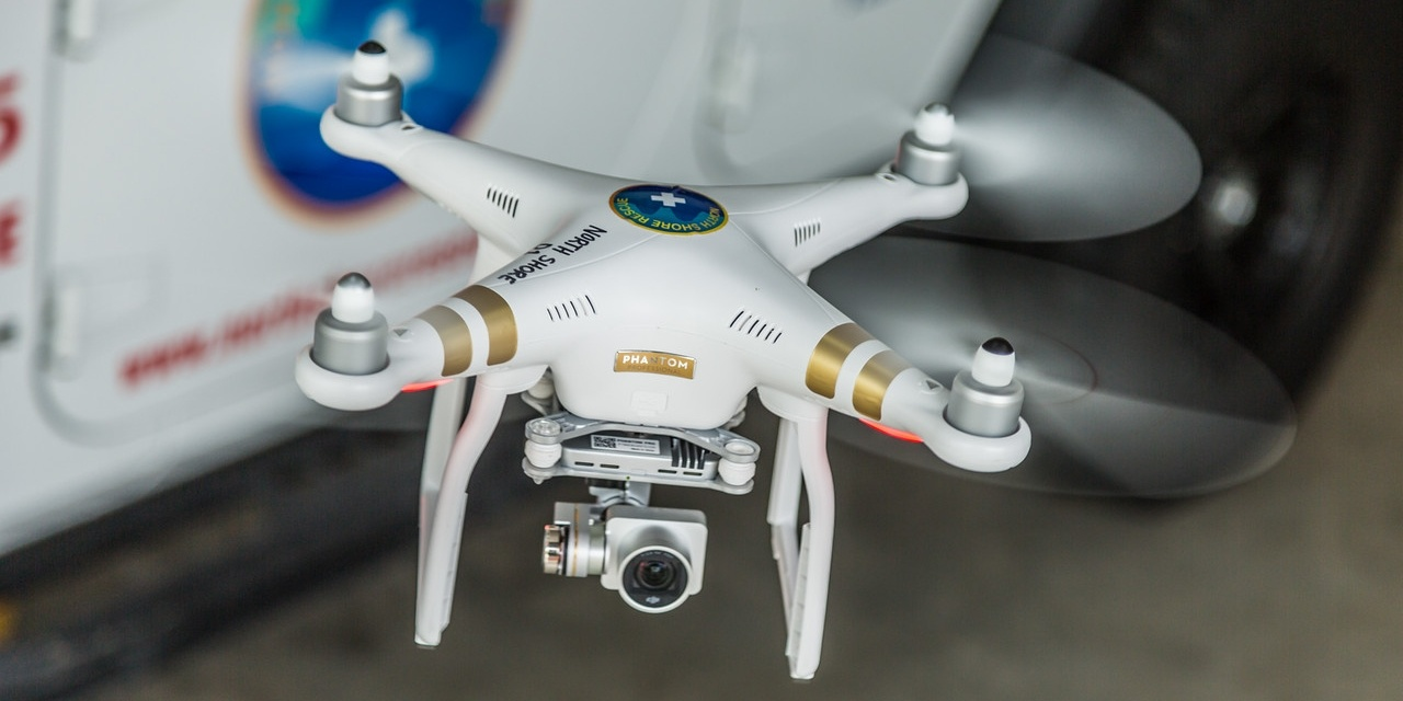 Search and rescue drones