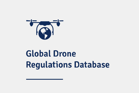 Drone regulations database launched